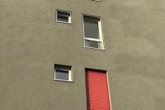 pas de percement - bâtiment Minergie