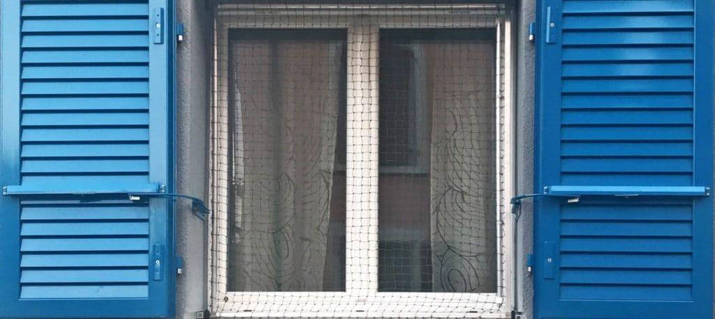 Filet de protection pour chat pour fenêtre - Filet de Protection pour Chat | Genève | Lausanne ...